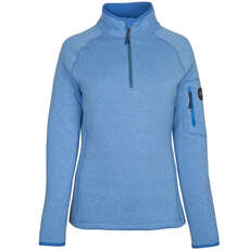 Gill Womens Knit Fleece 2019 - Azul Claro