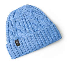 Gill Cable Knit Beanie 2019 - Azul Claro