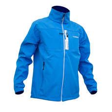 Gul Code Zero Softshell Jacket 2019 - Blue