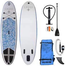 "Gul Cross Sup Gonfiabile - 9'8 ""paddle Board Package 2019"