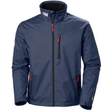 Helly Hansen Crew Mid Layer Jacket - Navy