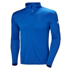 Helly Hansen HH Tech Half-Zip Long Sleeve Shirt - Olympian Blue
