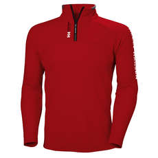 Helly Hansen Hp 1/2 Zip Pullover - Rot