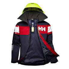 Helly Hansen Salt Flag Jacket - Navy