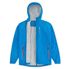 Musto Isochron BR1 2 Layer Packable Jacket - Brilliant Blue