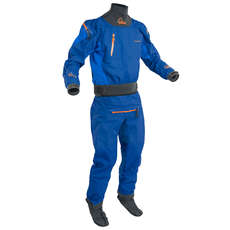 Palm Atom Paddling / Kayaking Drysuit  - Cobalt/Ocean