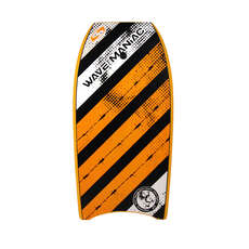 "Sola 42"" Wave Maniac XPE Pro Bodyboard - Orange"