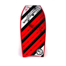 "Sola 42"" Wave Maniac XPE Pro Bodyboard - Red"