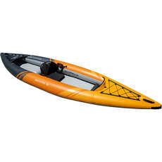 Aquaglide Deschutes 130 - Deluxe 1 Man Inflatable Kayak