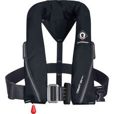 Crewsaver Crewfit 165N Sport Lifejacket - Harness Auto - Black - 9715A