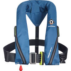 Crewsaver Crewfit 165N Sport Lifejacket - Harness Auto - Blue - 9715A