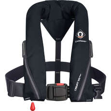 Crewsaver Crewfit 165N Sport Lifejacket - Automatic - Black - 9710A