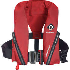 Crewsaver Crewfit 150N Junior Automatic Lifejacket - Red
