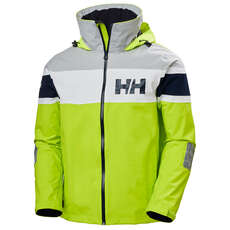 Giacca Helly Hansen Salt Flag  - Azid Lime