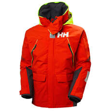 Helly Hansen Skagen Offshore Jacket - Cherry Tomato