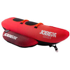 Jobe Chaser 2 Person Towable  - Red