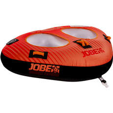 Jobe Double Trouble 2 Person Towable  - Rojo