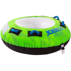 Jobe Rumble 1 Person Towable  - Green