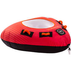 Jobe Thunder 1 Person Towable  - Red