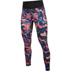 Mystic Womens Diva Rash Leggings  - Azelea