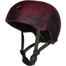 Mystic Mk8X Kite & Wakeboarding Casque - Oxblood Red