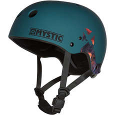 Mystic Mk8X Kite & Wakeboarding Casque - Sarcelle