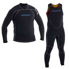 Neil Pryde Youth ELITE 3mm Firewire Sailing Wetsuit Combo - Black