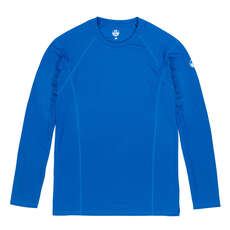 North Sails Quick Dry Long Sleeve Tech T-Shirt - Royal