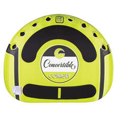 Connelly Convertible 4 Rider Tapered Concave Deck Tube - Yellow