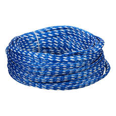 Connelly Deluxe 60 Feet 2 Person Tube Rope - Blue