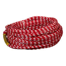 Connelly Heavy Duty 60 Feet 4 Person Tube Rope - Red