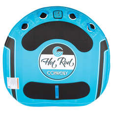 Connelly Hot Rod 2 Rider Tapered Concave Deck Tube - Blue