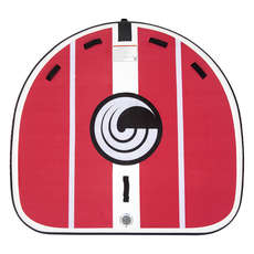 Connelly Impala 2 Rider Drop Stitch Towable Tube - Red