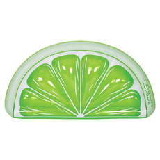 Connelly Lime Wedge 1 Person Inflatable Novelty Float - Green