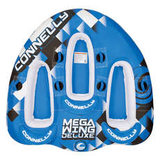 Connelly Mega Wing Deluxe 3 Rider Classic Cockpit Tube - Azul