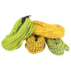 Connelly Rider Safety 60 Pies 4 Rider Tube Rope - Naranja