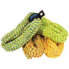 Connelly Safety 60 Feet 2 Rider Tube Rope - Rojo