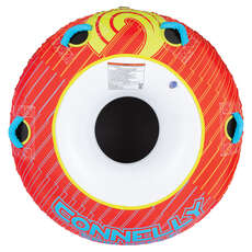 Connelly Spin Cycle 1 Rider Classic Donut Tube - Red