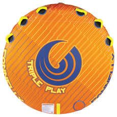 Connelly Triple Play 3 Rider Classic Deck Tube - Naranja