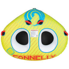 Connelly Wing 2 Rider Classic Tube - Yellow