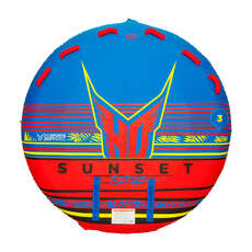 HO Sports Sunset 3 Riders Towable Tube