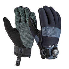 2020 Radar Engineer BOA Inside Out Glove - Black/Grey