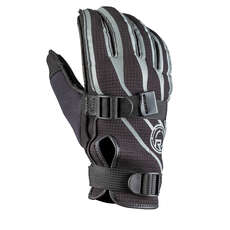 2020 Radar Ergo-K Inside Out Glove - Black/Gun Metal