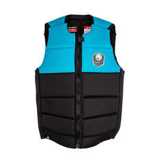 Gilet  Radar Tidal A Impatto Limitato - Neon Blue / Black