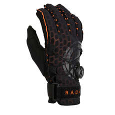 2020 Radar Vapor A BOA Inside Out Glove - Black/Orange