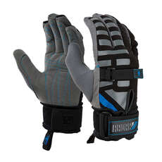 2020 Radar Voyage Glove - Black/Silver/Blue