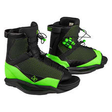Scarpone Wakeboard District Ronix  - Nero / Verde