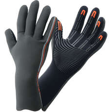 Alder Junior ENZO 3mm Wetsuit Gloves  - Black