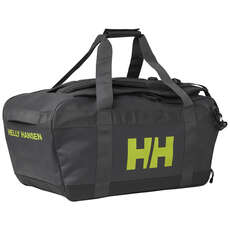 Helly Hansen Scout Duffle Bag / Backpack - Large - 67442 - Ebony