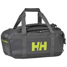 Helly Hansen Scout Duffle Bag / Backpack - Medium - 67441 - Ebony